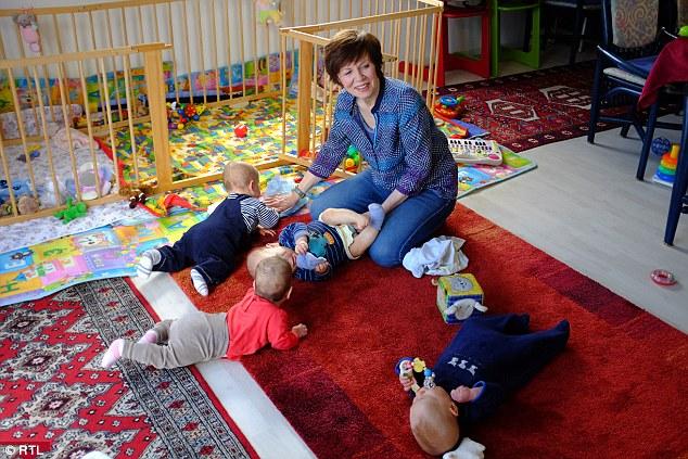 Annegret Raunigk Wie Geht Es Ihren Vierlingen Heute Biotexcom